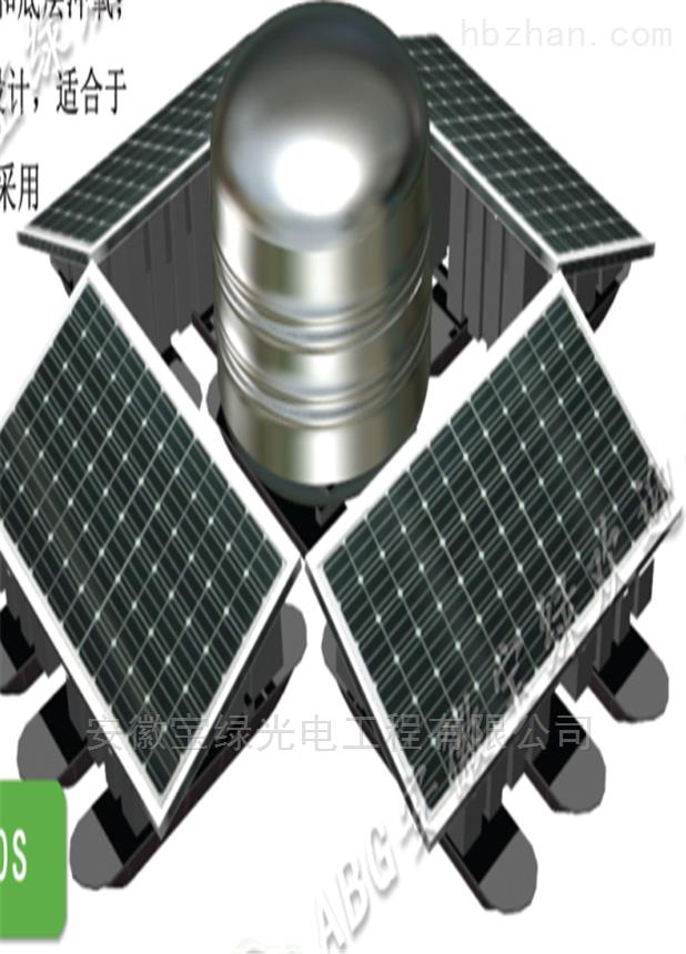 江蘇太陽能曝氣機