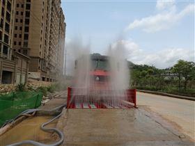 LYS-100武汉工程洗轮机 工地洗车机冲洗设备