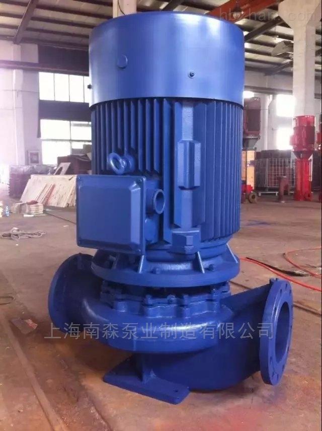 立式管道增压泵