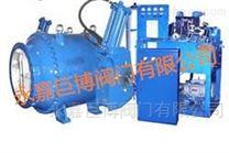 實力廠家LT742X液控活塞式流量調節閥