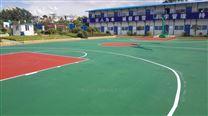 贵州运动场地坪施工贵州塑胶地板施工