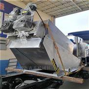 吉丰科技叠螺污泥脱水机技术