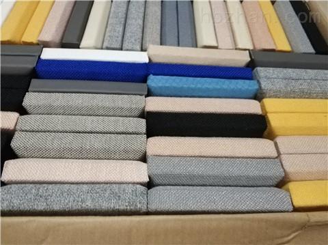 贵阳定制布艺软包吸音板价格