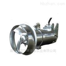 大功率不锈钢可调速潜水搅拌机