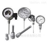 热套式双金属温度计//热套式双金属温度计厂家