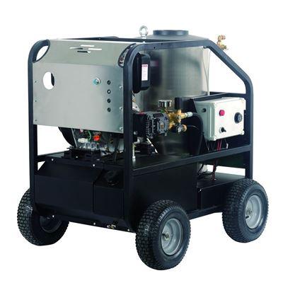CAYR2015柴油机高压热水清洗机