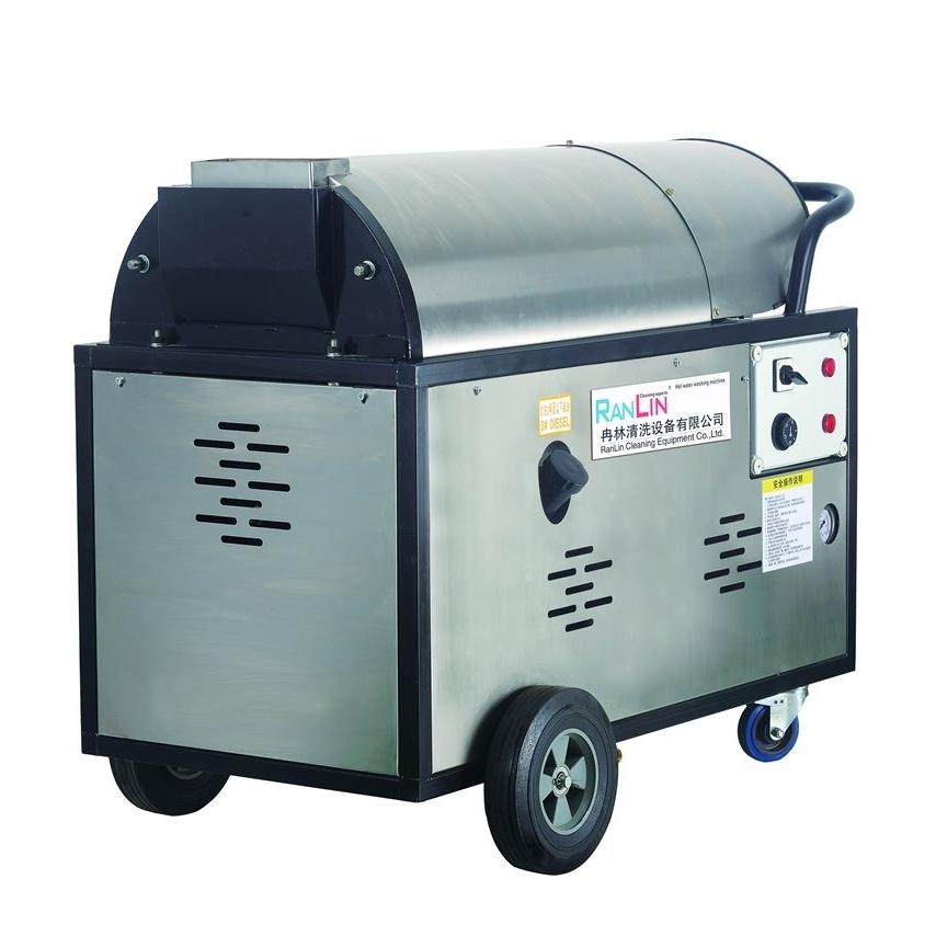 天然气加热高压热水清洗机