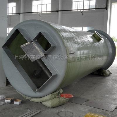 科雷污水提升一体化预制泵站