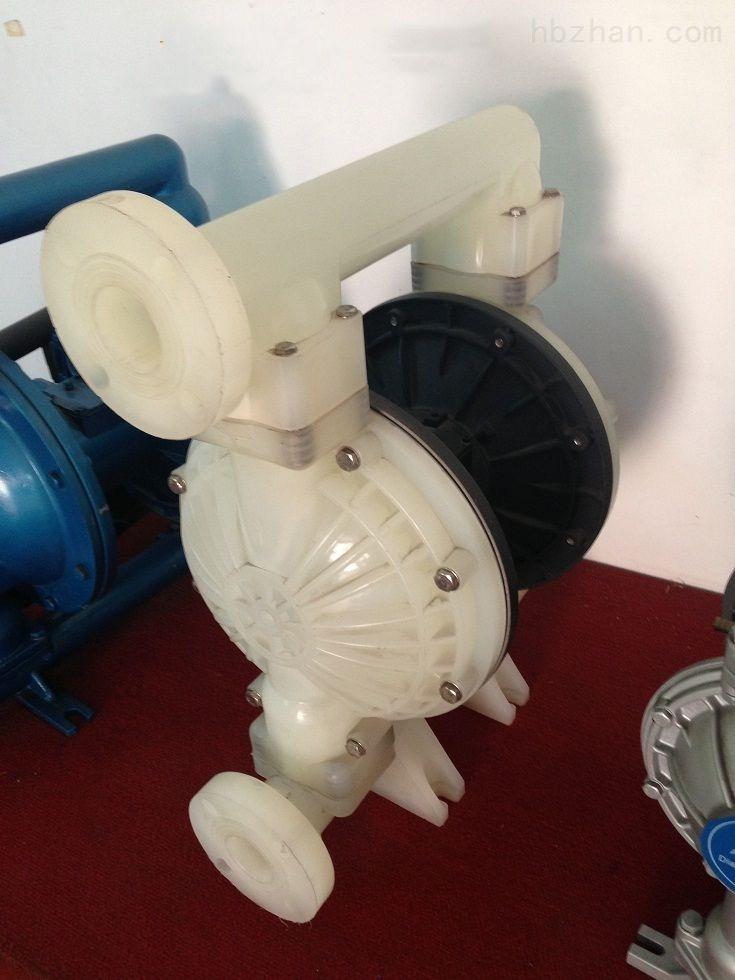 永嘉良邦QBY-40增强聚丙烯气动隔膜泵