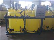 三桶五泵全自動循環水加藥裝置供貨廠家
