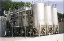 污水处理中活性砂过滤器的工作原理
