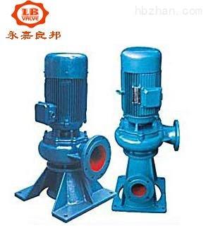 永嘉良邦50LW40-15-4型不锈钢直立式排污泵