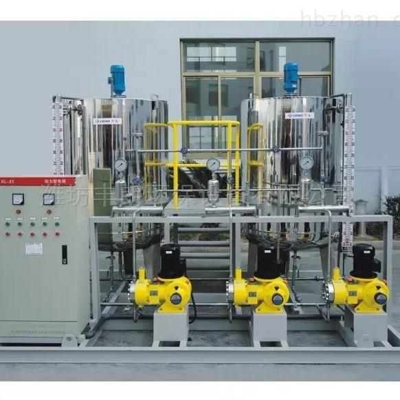 高中低压锅炉联氨加药除氧全自动装置