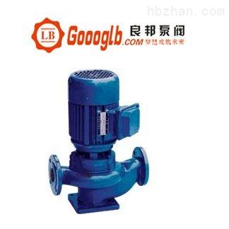 永嘉良邦100GW85-10-4型管道式不锈钢排污泵