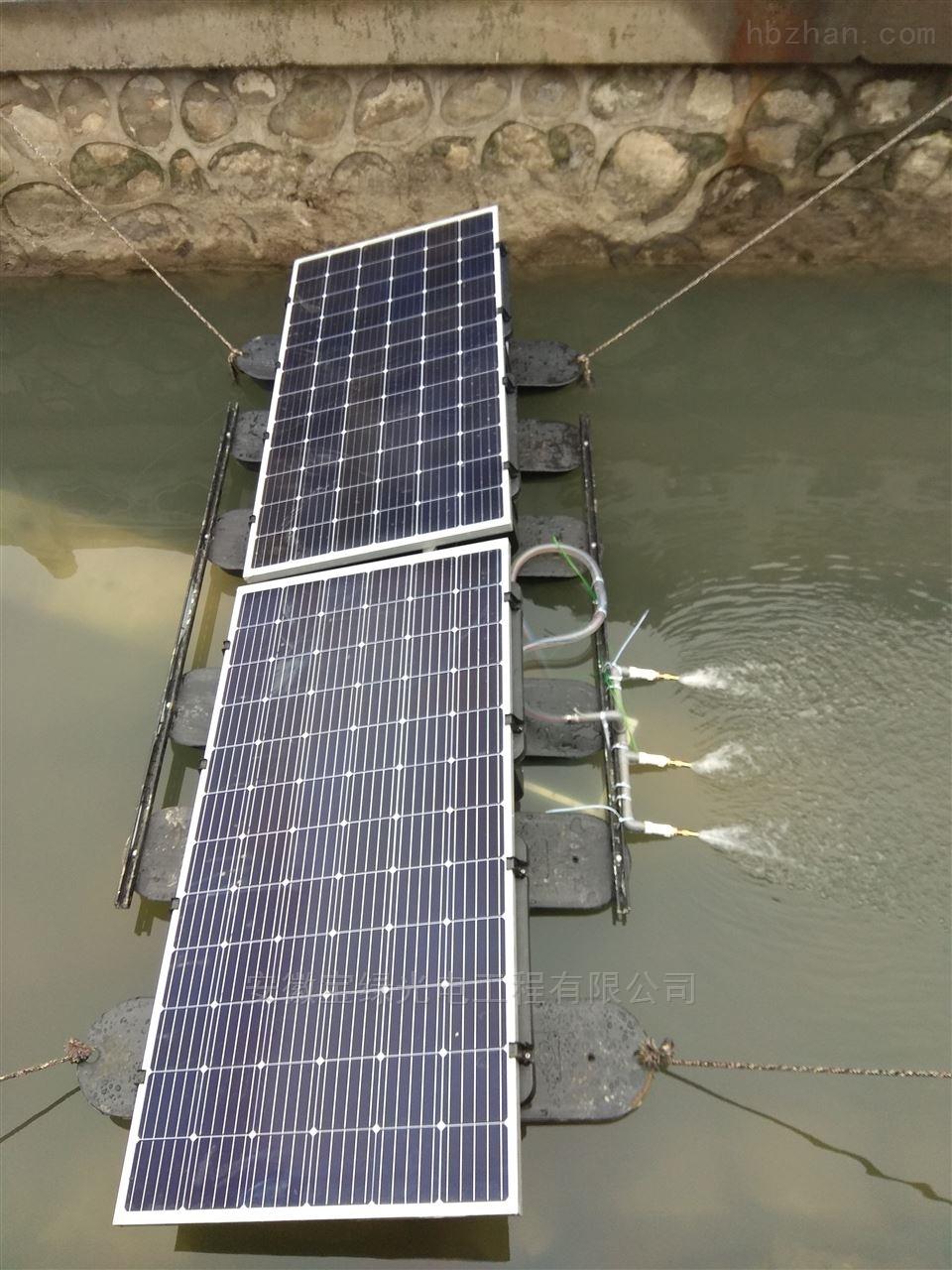 太陽能循環復氧機