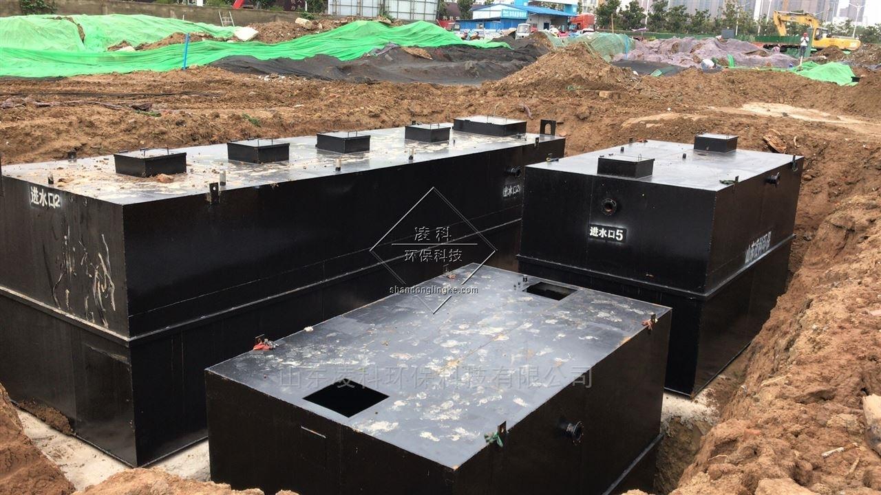 南宁学校一体化预制泵站多少钱