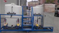 电厂锅炉给水中氢氧化钠加药装置的应用