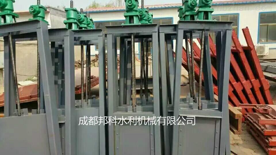 黔西南安龙铸铁镶铜闸门/ 铸铁闸门