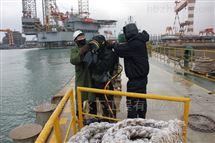 潜水员施工队