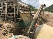 用于河道处理污泥脱水机