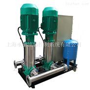 恒壓供水系統變頻給水泵組成套二次增壓設備