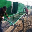 浸塑防眩网浸塑工艺流程