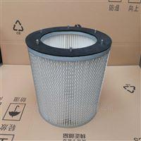 325*215*330工业吸尘器自动拨片清理除尘滤芯