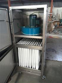 F8-1.0/0.75单机除尘器