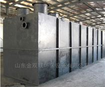 SL一体化污水处理设备工艺及控制检验