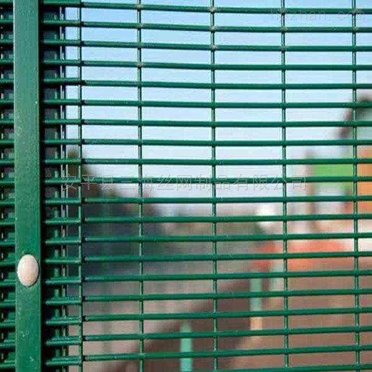 358密纹护栏网防爬网