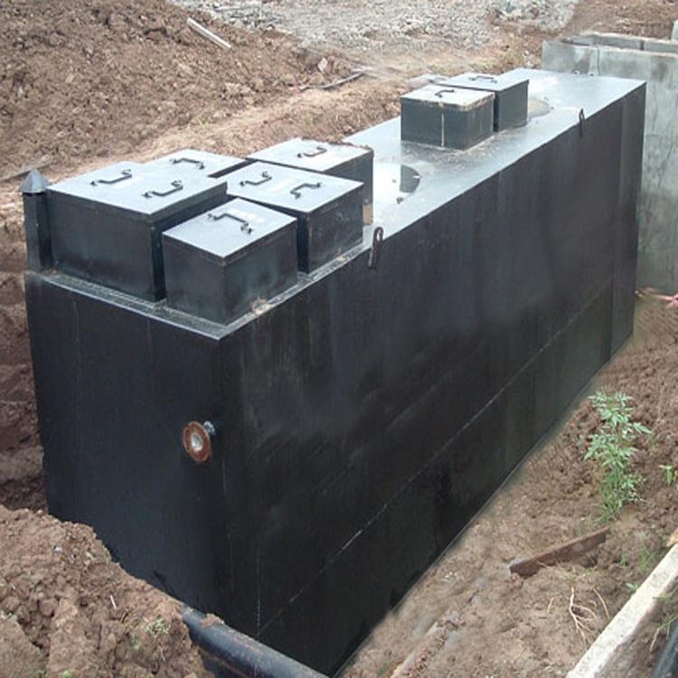 一体化地埋式医院污水处理设备装置