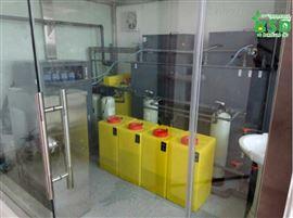 BSD-SYS三门峡学校实验室污水处理设备工艺