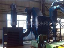 XST型濕式脫硫除塵器耗水少循環利用