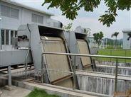 回转式格栅除污机安装