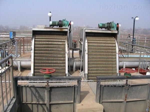 新型机械格栅除污机