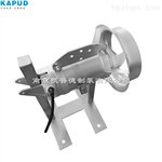 III型可转向安装 QJB10/12不锈钢潜水搅拌机
