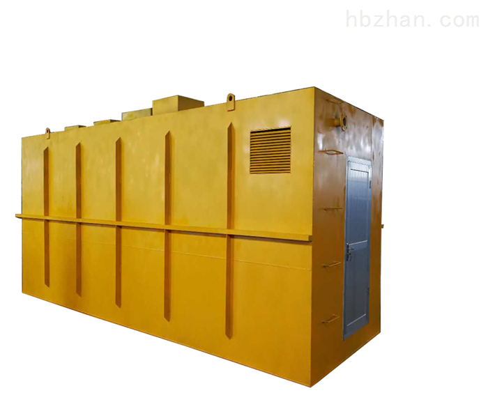 MBR膜一体化生活污水处理设备报价