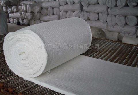 硅酸铝针刺毯制氧设备管道专用