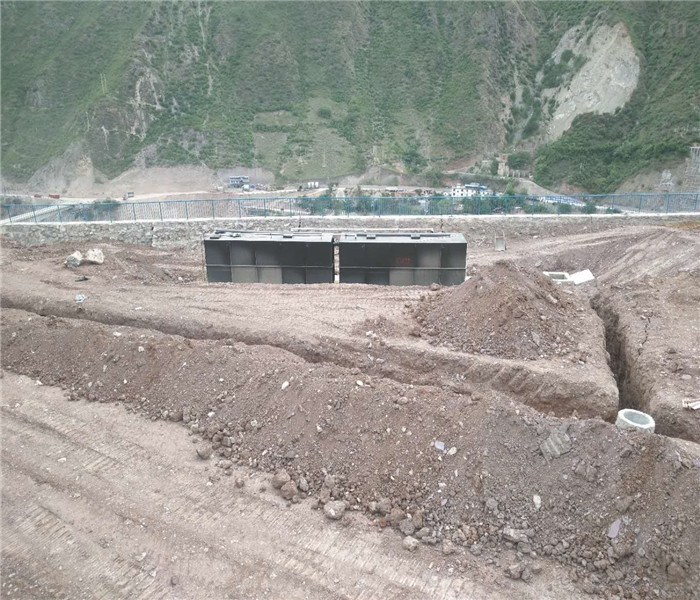 青岛大型医院地埋式一体化污水处理设备厂家