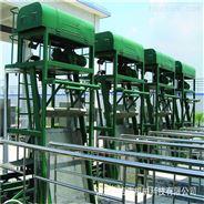 机械格栅除污机工艺流程