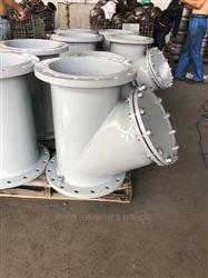 GL41H污水Y型过滤器