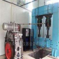 電液伺服減震器綜合性能試驗台