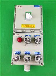 防爆照明动力检修箱插座箱32A5芯
