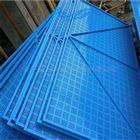 爬架网连接方式建筑安装建筑专用防护网