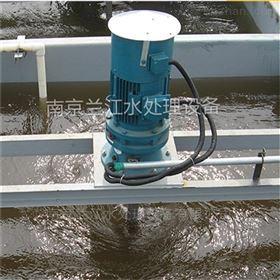 混凝池潜水搅拌机如何选型