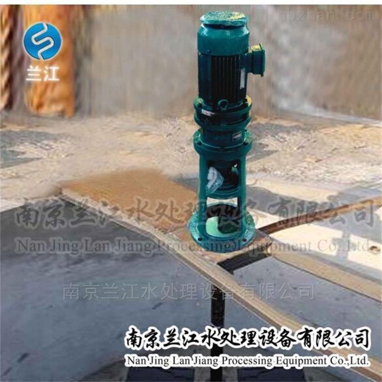 JBJ-500浆式搅拌机选型方法