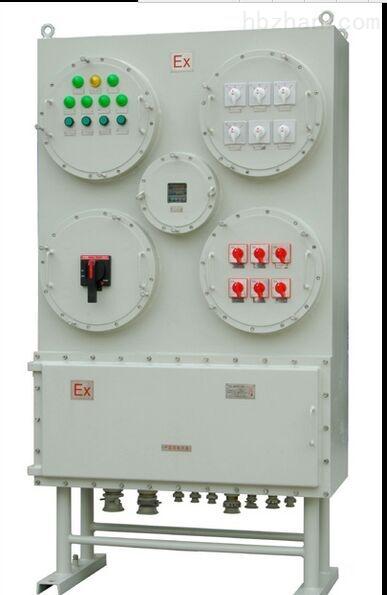 BDG-Q防爆动力(电磁)起动箱线路图/防爆磁力起动箱价格