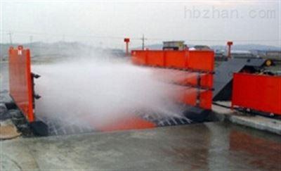 ssdzpiii贵州建工集团工地洗轮机交机现场