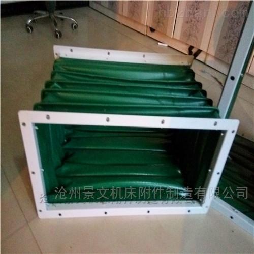 自定上海环保高温风机管软连接制造厂商