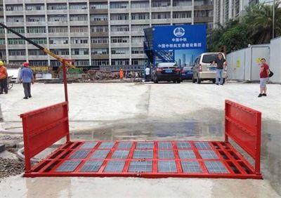 SSD-120T贵州120吨工地洗轮机
